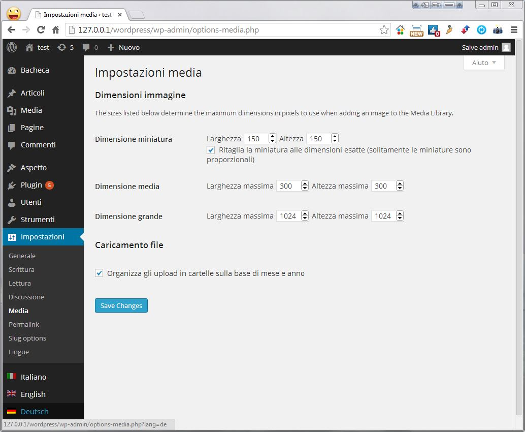 configurare-wordpress-7