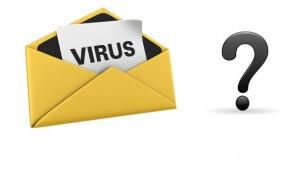 Virus-Email